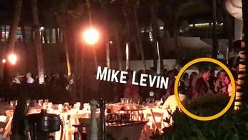 New footage shows Dems at swanky 'cocktail reception' in Puerto Rico amid government shutdown