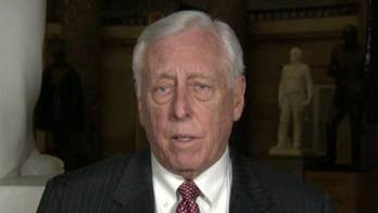 Hoyer says border walls 'obviously' work, rejects Pelosi's suggestion that barrier is 'immorality'
