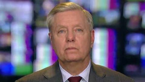 Graham has 'no doubt' Barr will probe deep state, FBI and DOJ corruption