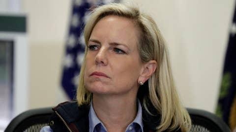 Kirstjen Nielsen says Secret Service is fully prepared to secure SOTU