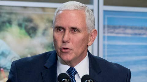 Pence declares ISIS defeated on same day suicide blast kills 4 Americans in Syria