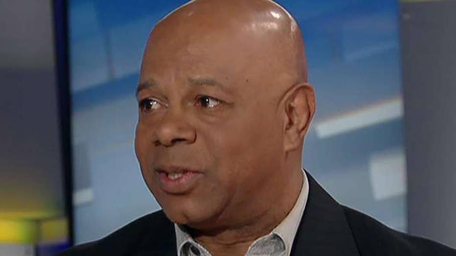 CNN analyst accuses Fox News contributor David Webb of 'white privilege.' The only problem? He's black