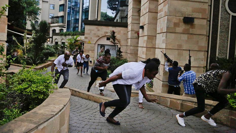 American citizen killed in Kenya hotel terror attack as authorities continue to search building for survivors