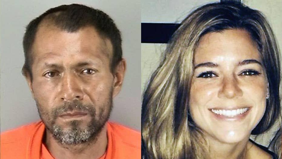 Lawyer for Kate Steinle's shooter appealing to have gun conviction overturned