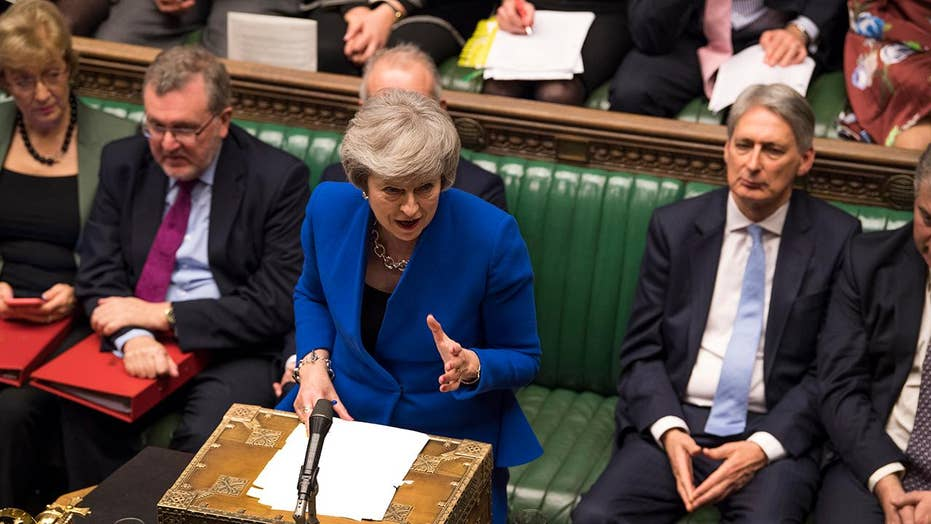 UK Parliament rejects Theresa May's Brexit deal, she now faces a vote of no confidence