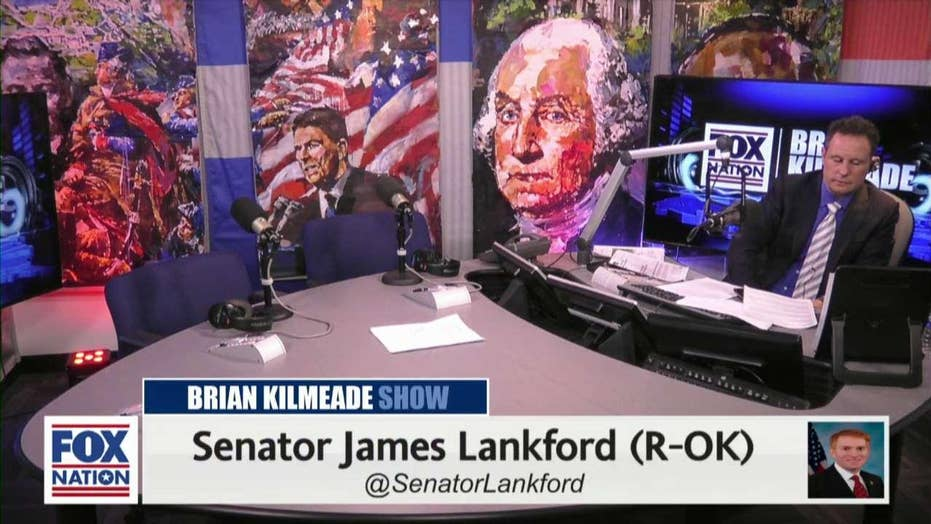 Senator James Lankford: Speaker Pelosi Asking President Trump To Reschedule The State Of The Union Is Political