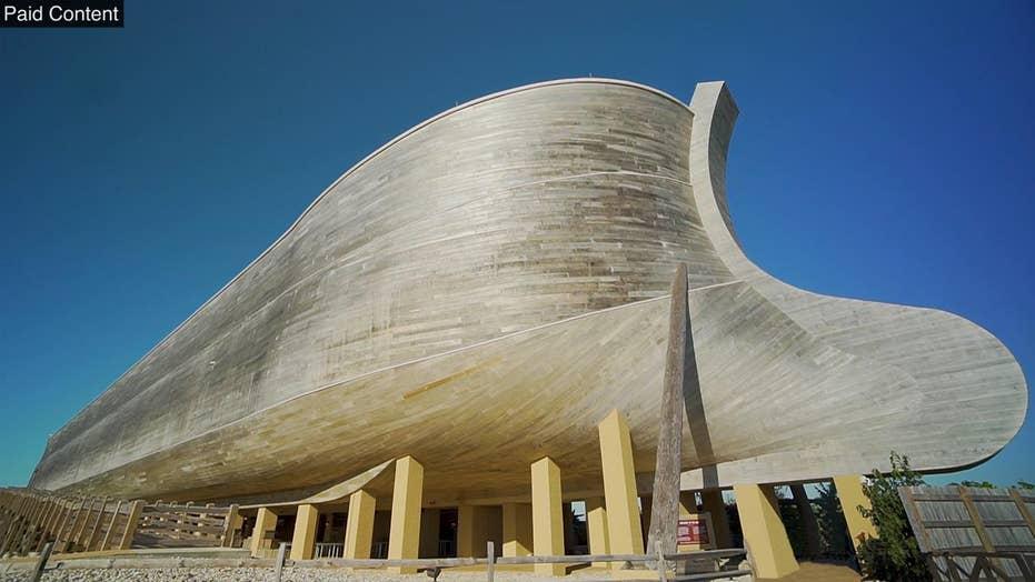 Ark Encounter: Bigger than Imagination