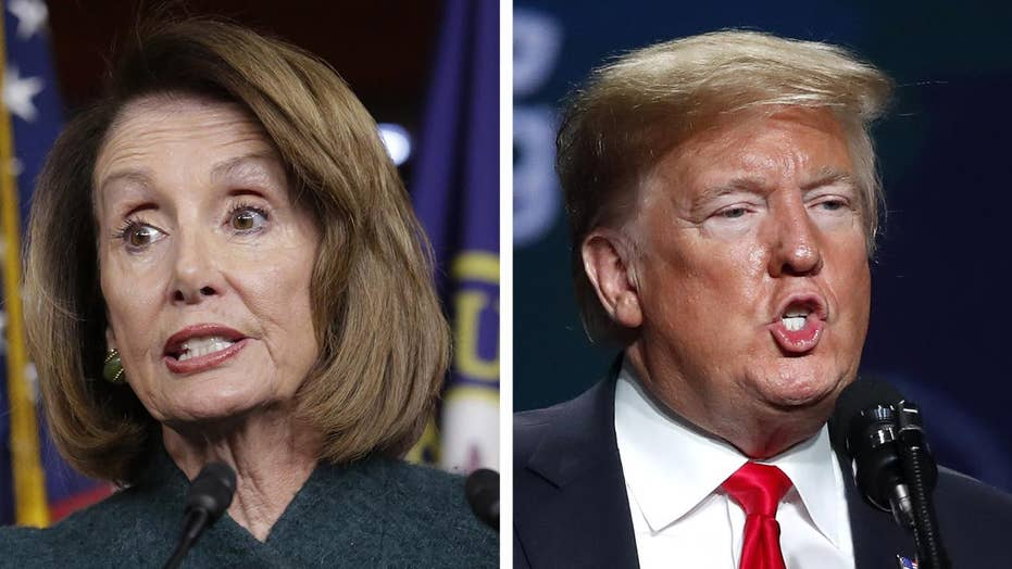 Pelosi urges Trump to delay State of the Union address as partial government shutdown drags on