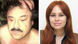 "El Chapo's threatening text messages to mistress revealed: ""The mafia kills people who don't pay or people who snitch"""