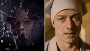 'Glass' stars Samuel L. Jackson, James McAvoy preview Shyamalan's surprise trilogy