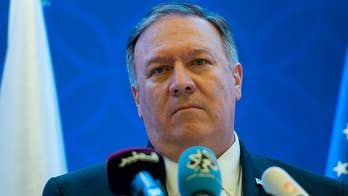 Did Secretary of State Pompeo have a point that when the US retreats chaos follows?