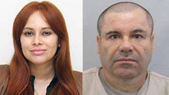 Former El Chapo mistress was a Mexican legislator
