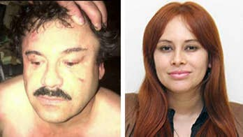 El Chapo's former mistress and former Mexican lawmaker takes the stand