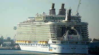 Man banned by cruise line after jumping off ship
