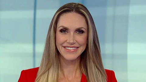 Lara Trump says POTUS will not back down for border wall--he's fighting for American people