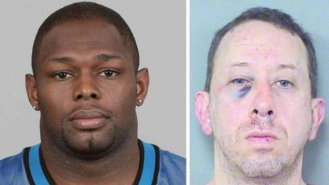 Report: 'Peeping Tom' tackled outside of ex-NFL player's daughter's window