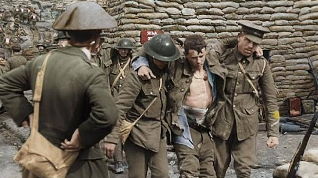 'They Shall Not Grow Old' brings World War I history to life