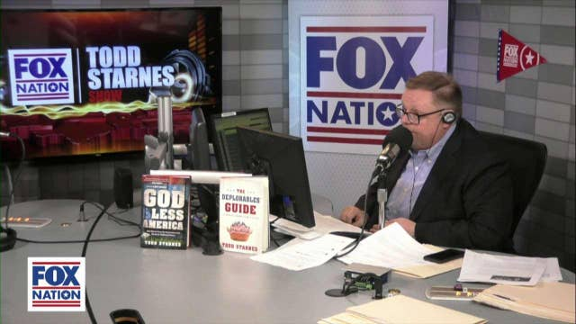 Todd Starnes and Dr. Paul Chappell