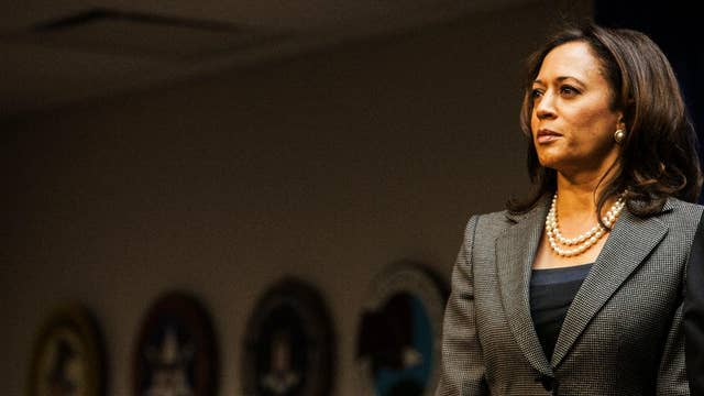 Kamala Harris' career, from California district attorney to the Senate