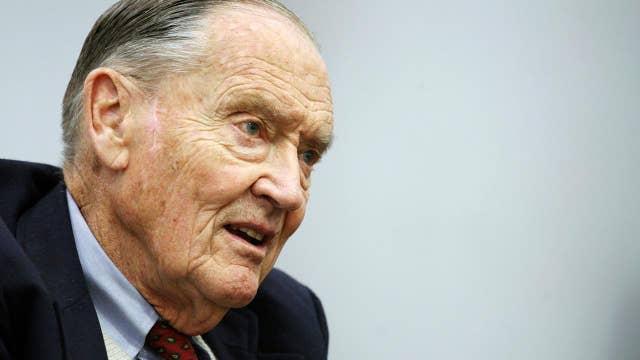Remembering the late Wall Street legend John Bogle, index fund creator