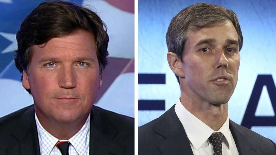 Tucker: Beto hates border walls
