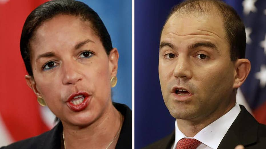 Judge orders Susan Rice and Ben Rhodes to answer written questions about Benghazi