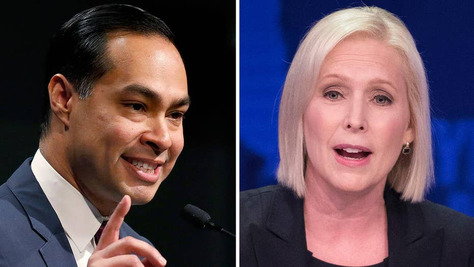Democrats using late-night TV shows to launch 2020 campaigns