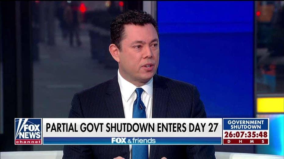'She Wants to Shut Down the Debate': Jason Chaffetz Slams Pelosi for Urging SOTU Delay