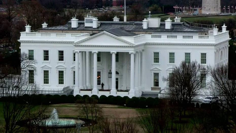 FBI arrests Georgia man for plotting to attack the White House and other DC sites