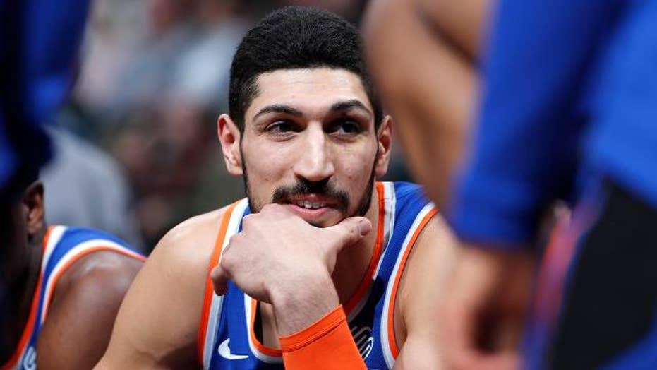 Turkey seeks Interpol arrest warrant for NBA's Enes Kanter
