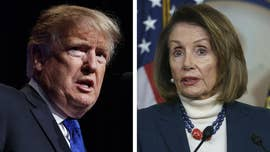 Ed Rollins: If Trump thinks Pelosi will back down when he counterpunches he's gonna be very surprised