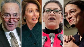 Far-left Dems organize against moderates in their own party, isn't this what the GOP wants running up to 2020?