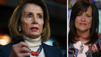 Angel mom challenges Pelosi to meet her 'face to face'