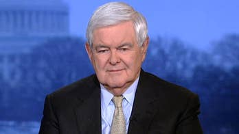 Gingrich: We've never seen this much hostility between a speaker and a president