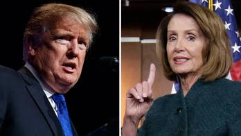 Media slams Trump for delaying Pelosi's trip after fawning over House Speaker's attempt to delay State of the Union