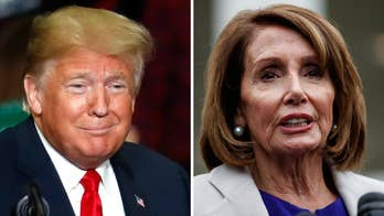 Pelosi's office accuses Trump team of leaking commercial travel plans made after military plane was canceled