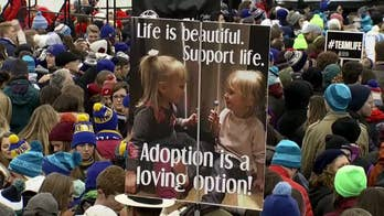Nearly 100,000 expected for annual March for Life rally in Washington