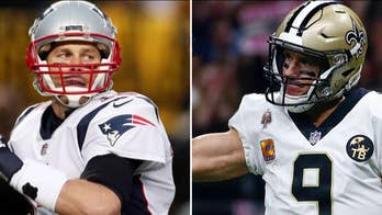 Veteran quarterbacks Brady and Brees face young guns Mahomes and Goff with Super Bowl berths on the line