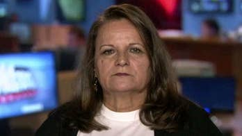 Angel mom says that she wants President Trump to stand strong on border security