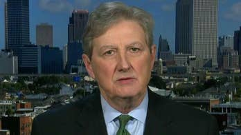 Sen. Kennedy: Trump is willing to negotiate to end shutdown, but deal must include a border wall