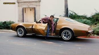 James Garner's 'Rockford Files' Pontiac Firebird is crossing the auction block