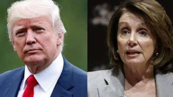 Media double standard? Press praises Pelosi, rips Trump for shutdown spat