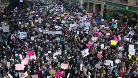 The Women's March faces an uncertain future