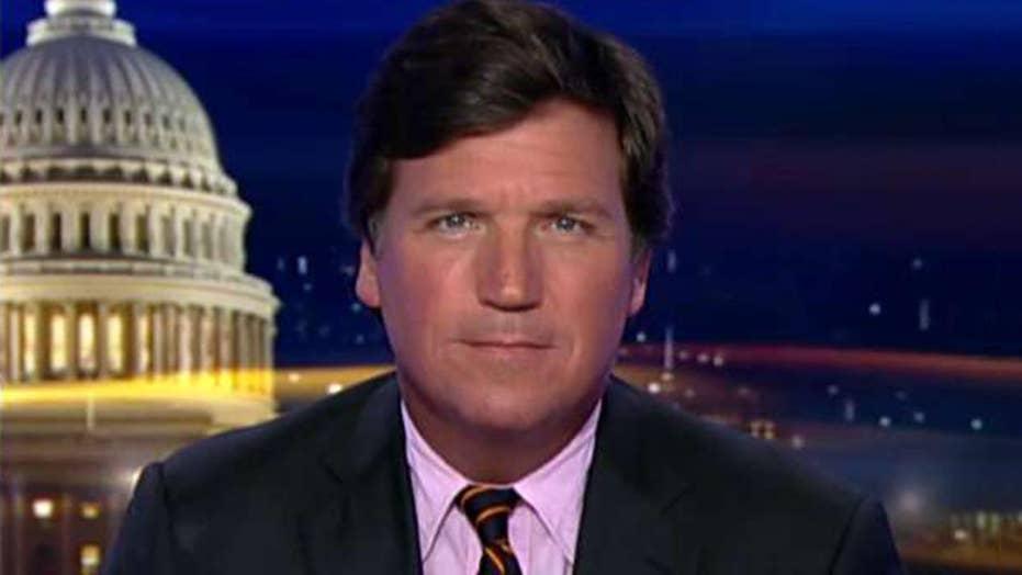 Tucker: Democrats on moral crusade against walls