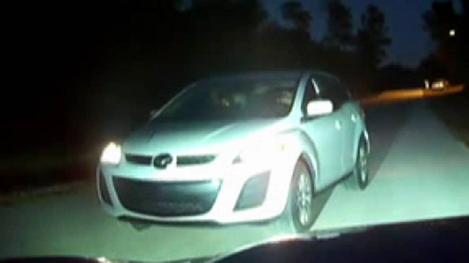 Florida man captured on dashcam firing a gun at another motorist in alleged road rage incident