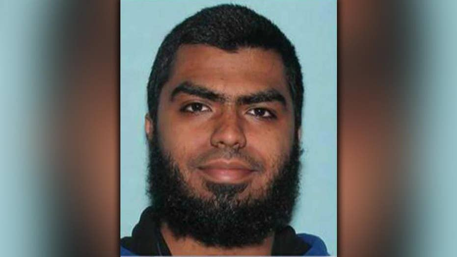 18-year-old charged in ISIS terror plot after pulling knife on Arizona deputy