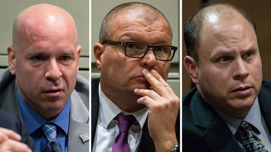 Chicago police officers acquitted of trying to cover up the death of Laquan McDonald