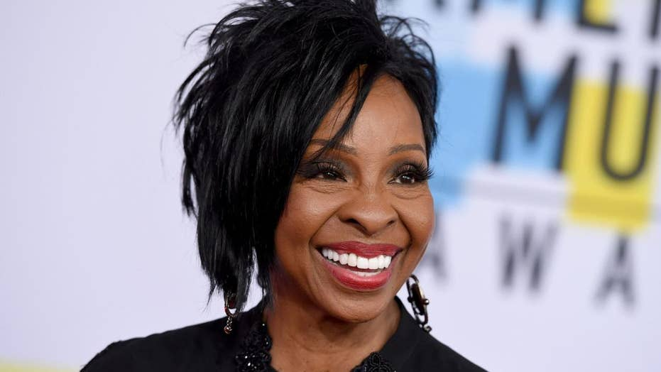 Gladys Knight said she's here to 'give the Anthem back its voice'