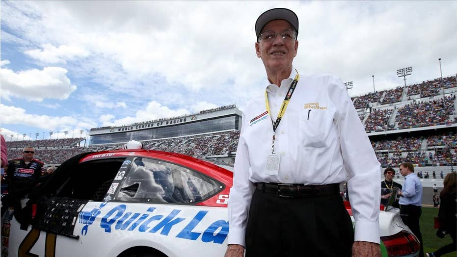 NASCAR and Wood Brothers Racing legend Glen Wood dead at 93