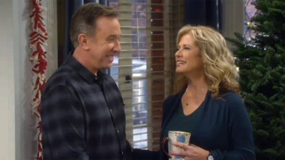 'Last Man Standing' stars Tim Allen and Nancy Travis on their careers, politics and family life